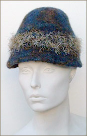 Felt Hat Knitting Pattern
